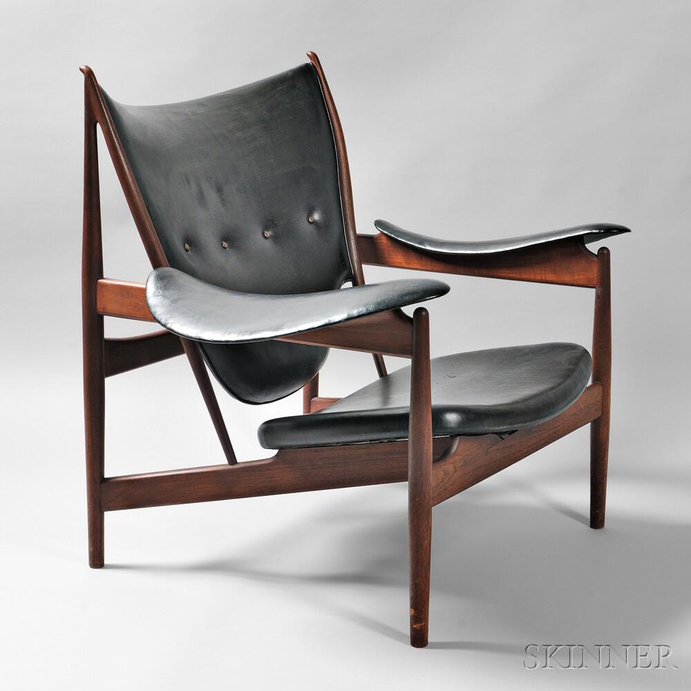 Finn Juhl (1912 1989) Chieftain Chair ...