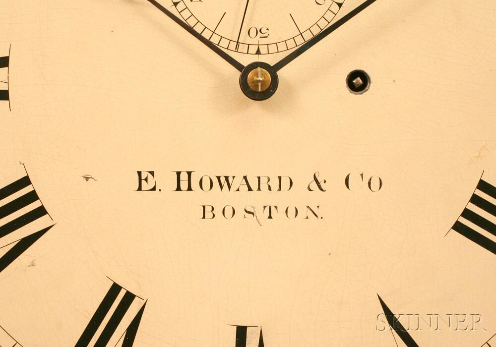 E. Howard & Company No. 6 Figure Eight Regulator