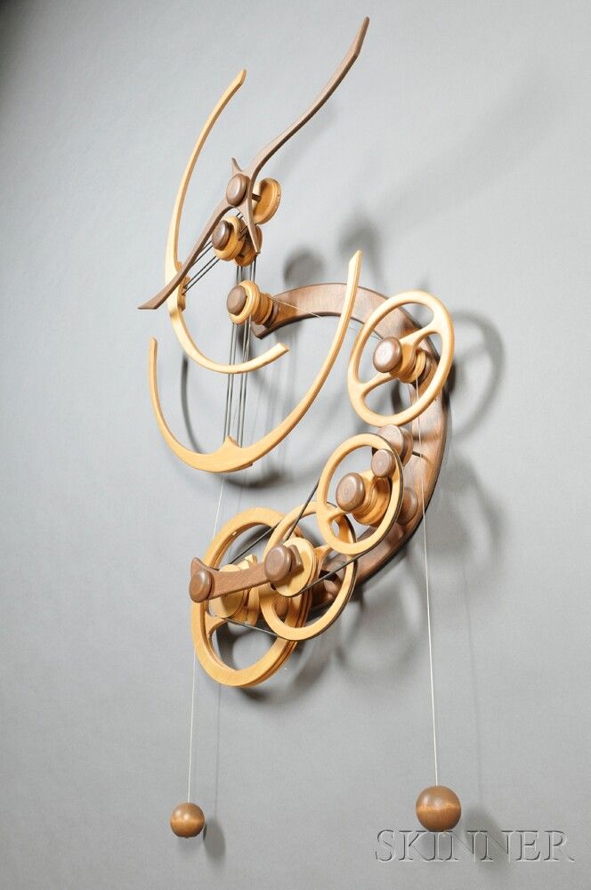 David Roy (American, 20th Century) Kinetic Sculpture