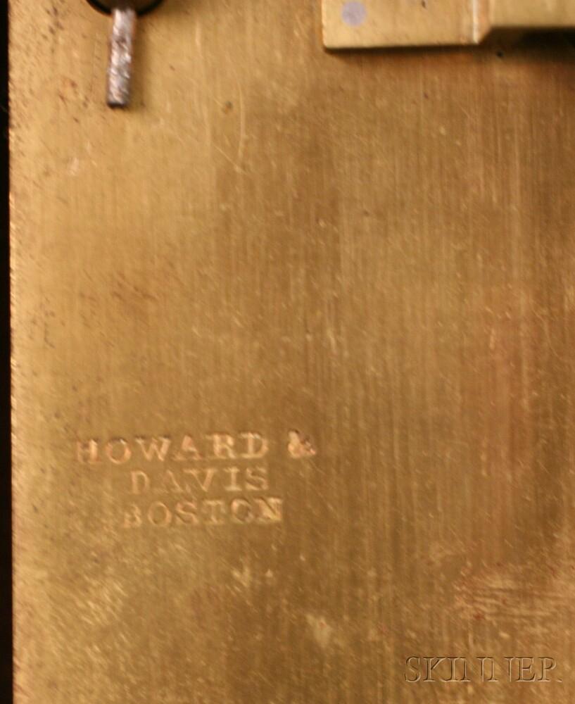 Howard & Davis No. 3 Regulator