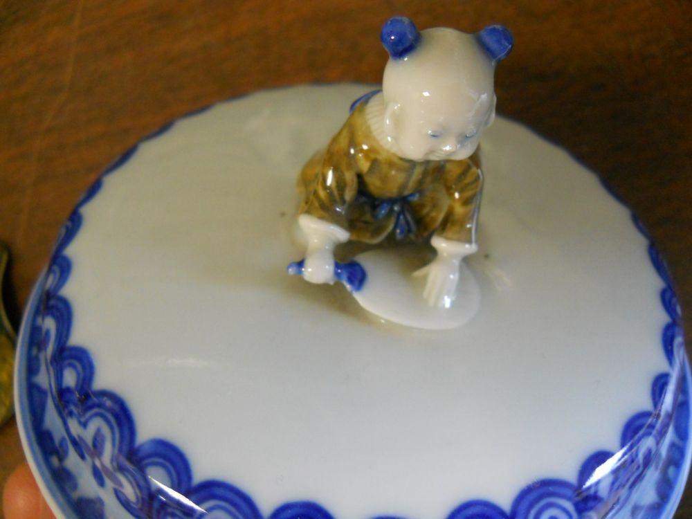 Makuzu Kozan (1842-1916) Porcelain Water Jar