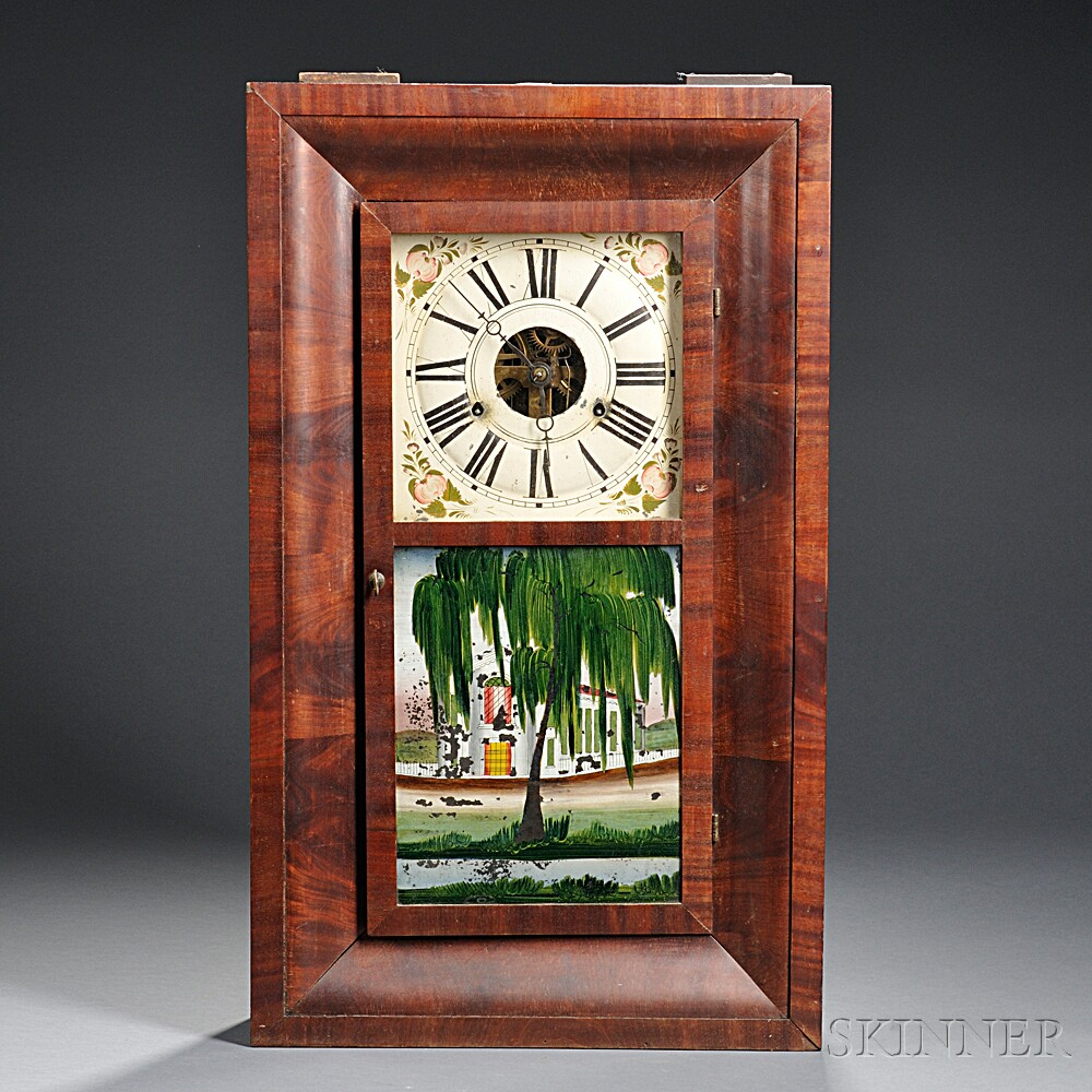 Clarke, Gilbert & Co. Ogee Clock