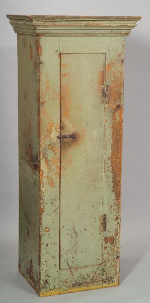 Painted Chimney Cupboard