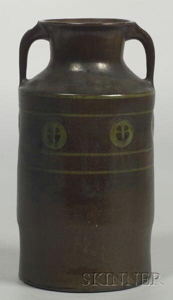 Arts & Crafts Pottery Vase
