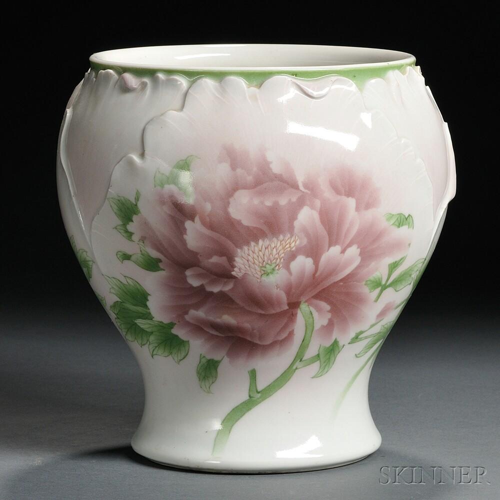 Makuzu Kozan (1842-1916) Vase