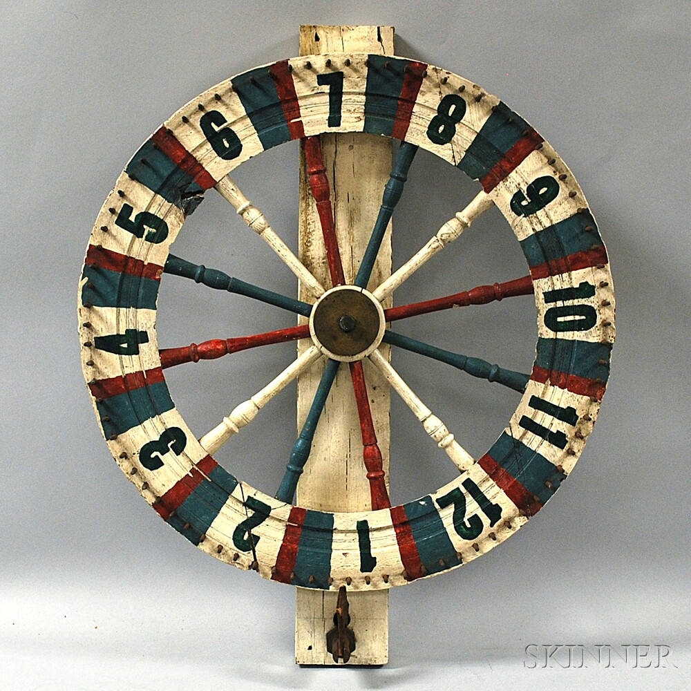 Polychrome Game of Chance