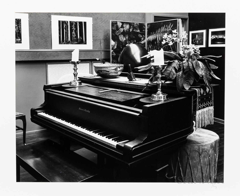 King Dexter, Ansel Adams Piano Gallery