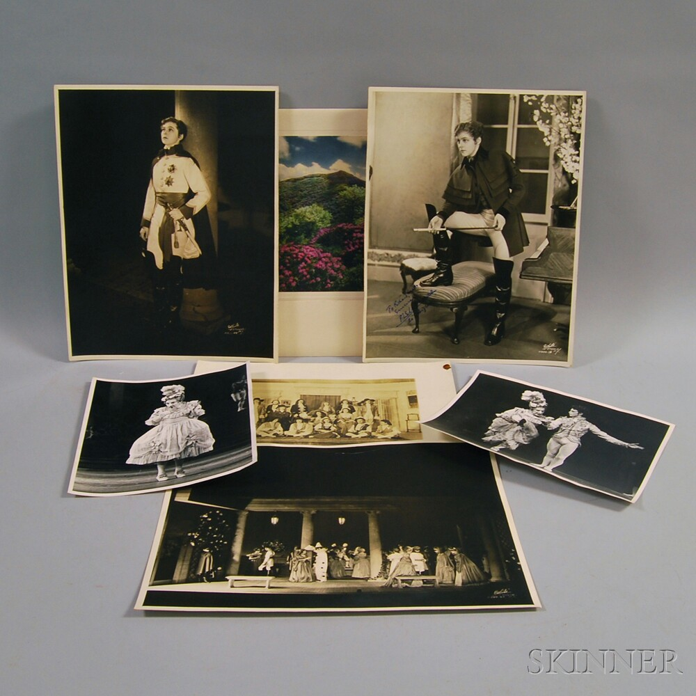 Small Group of Photographs