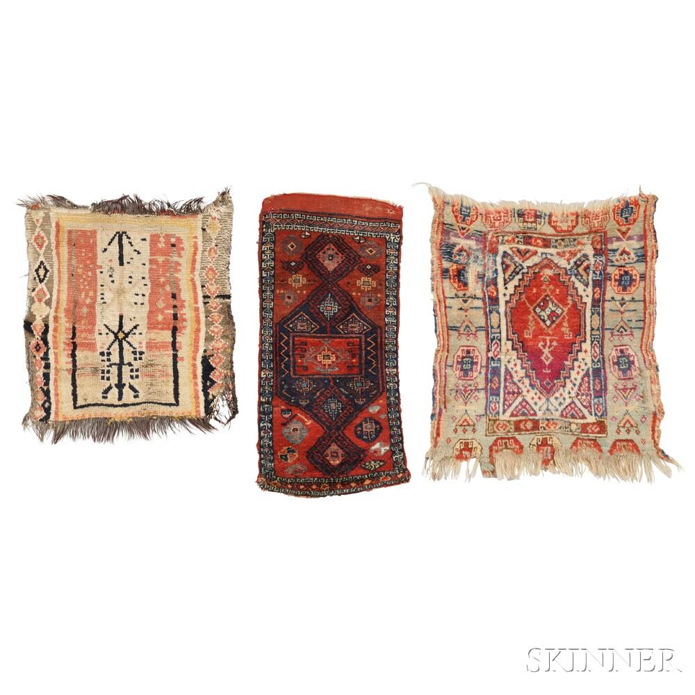Three Anatolian Yastiks