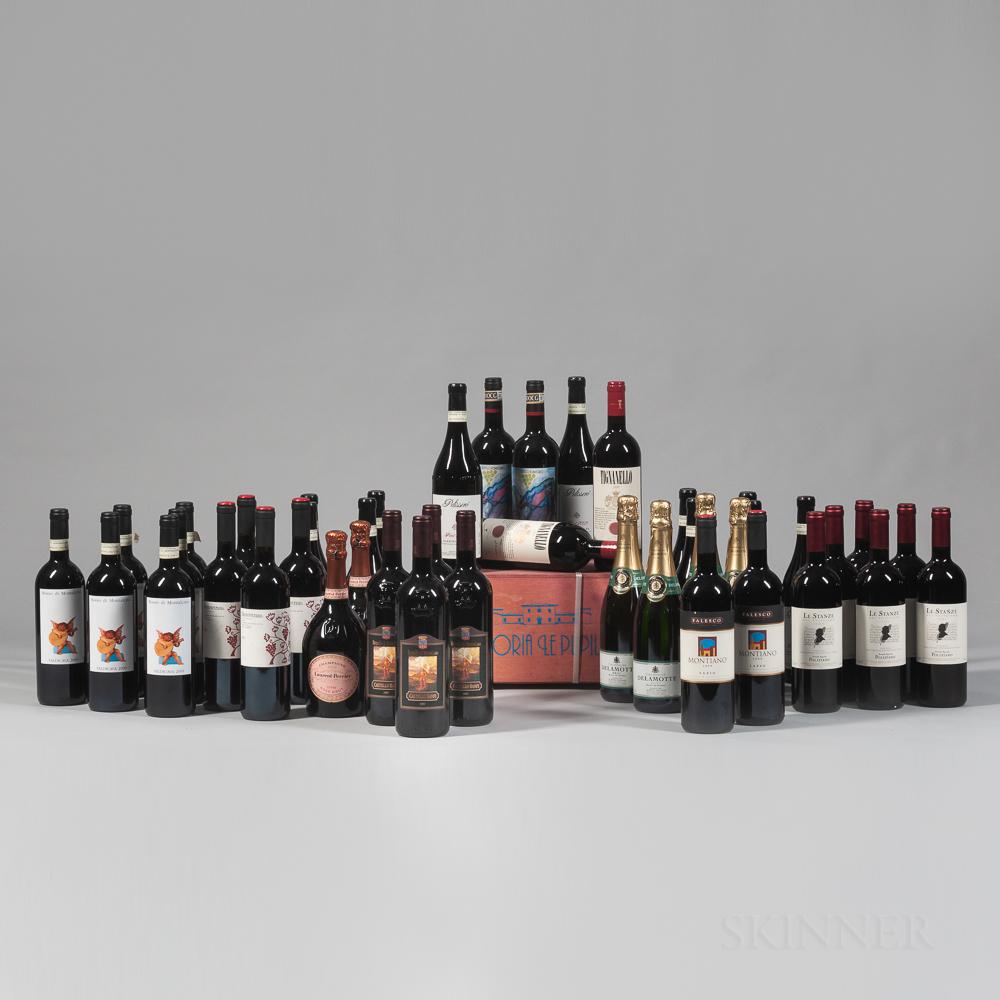 Starter Cellar #3 Italian Influenced, 54 bottles