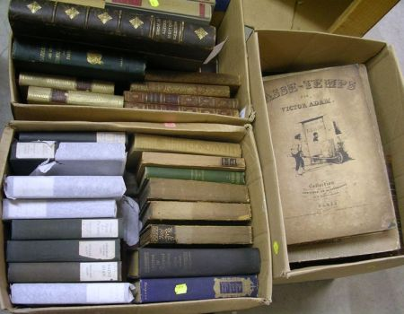 Collection of Approximately Seventy Books