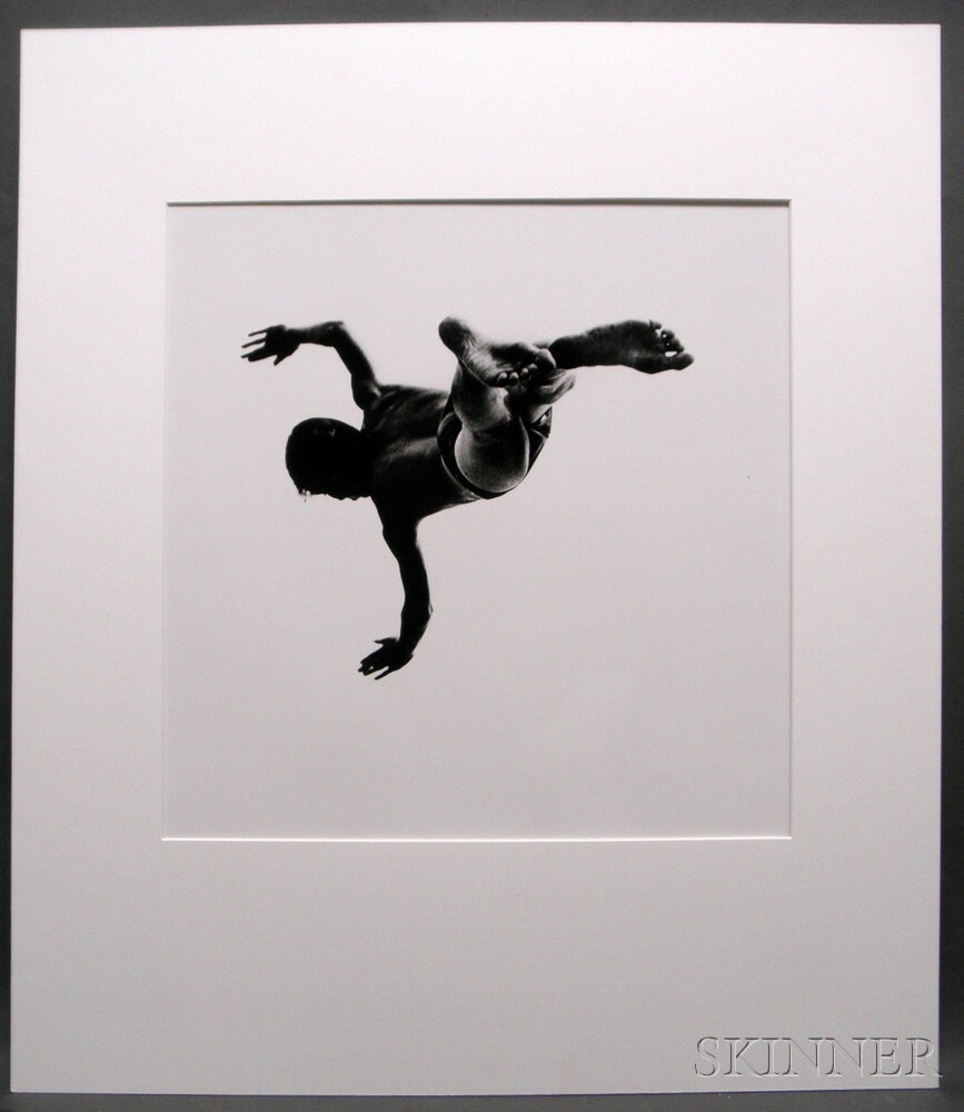 Aaron Siskind (American, 1903-1991)      Suite of 10 Photographs from the Series PLEASURES AND TERRORS OF LEVITATION