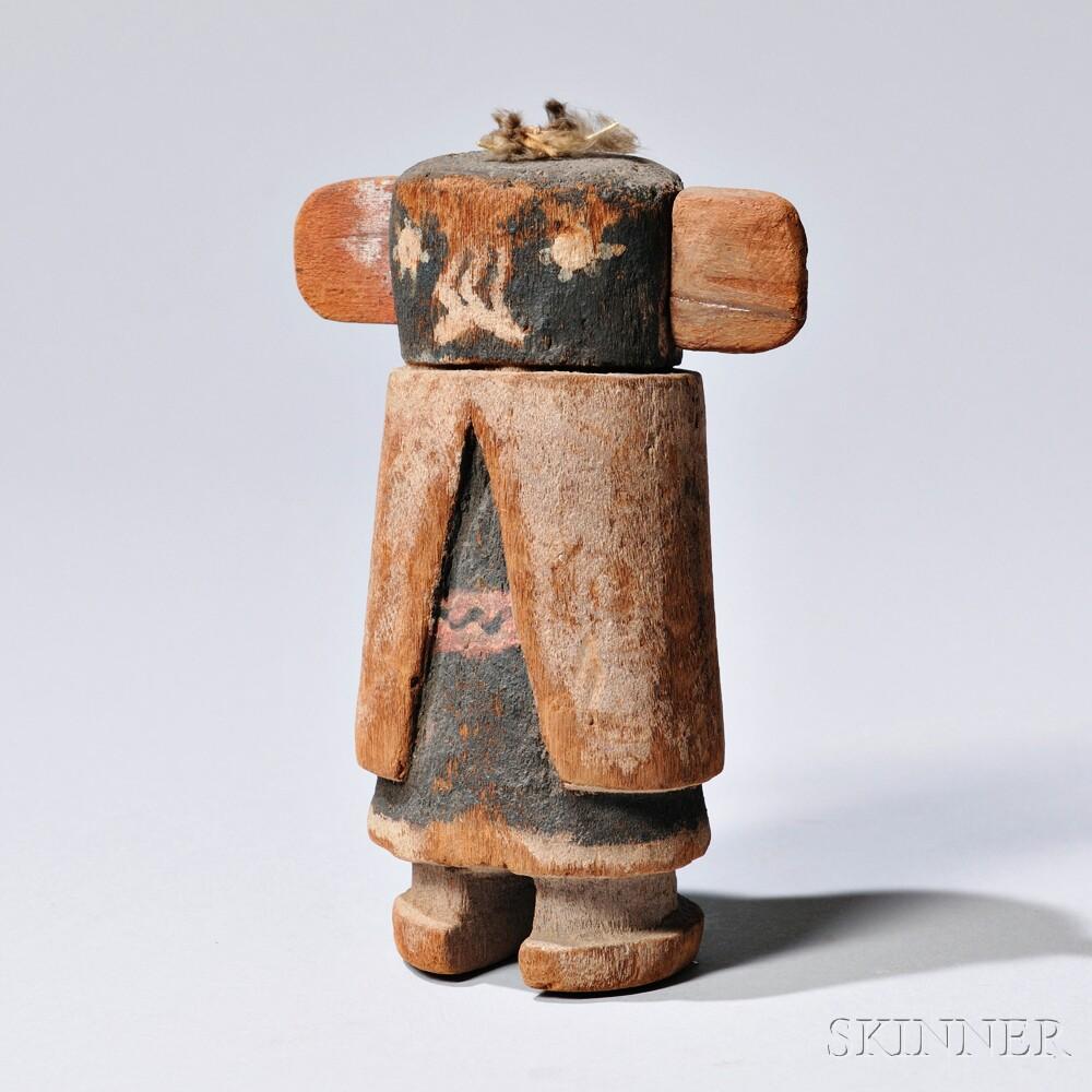 Hopi Painted Maiden Kachina