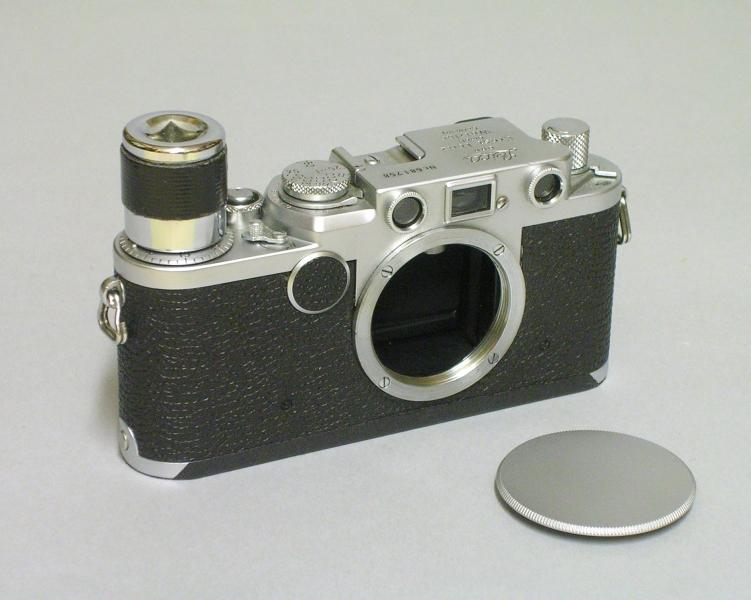 Leica IIIf Camera No. 681758