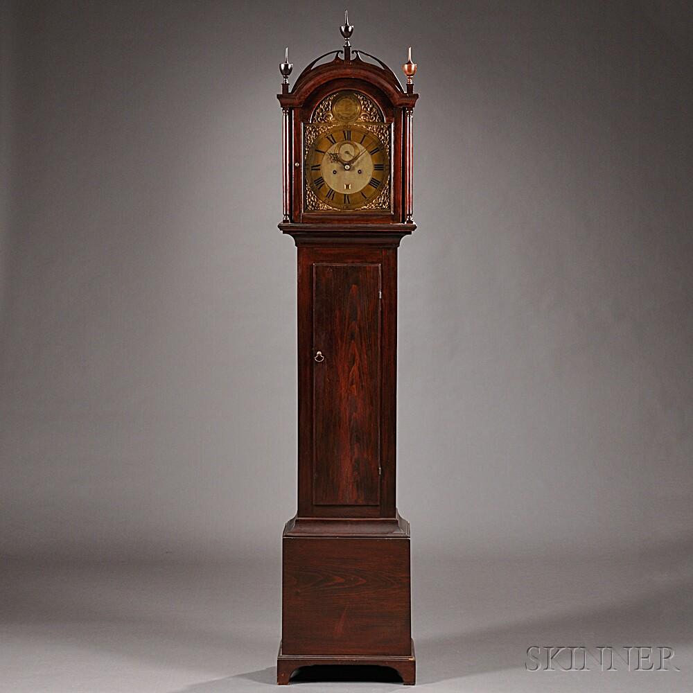 Nathaniel Mulliken Tall Clock