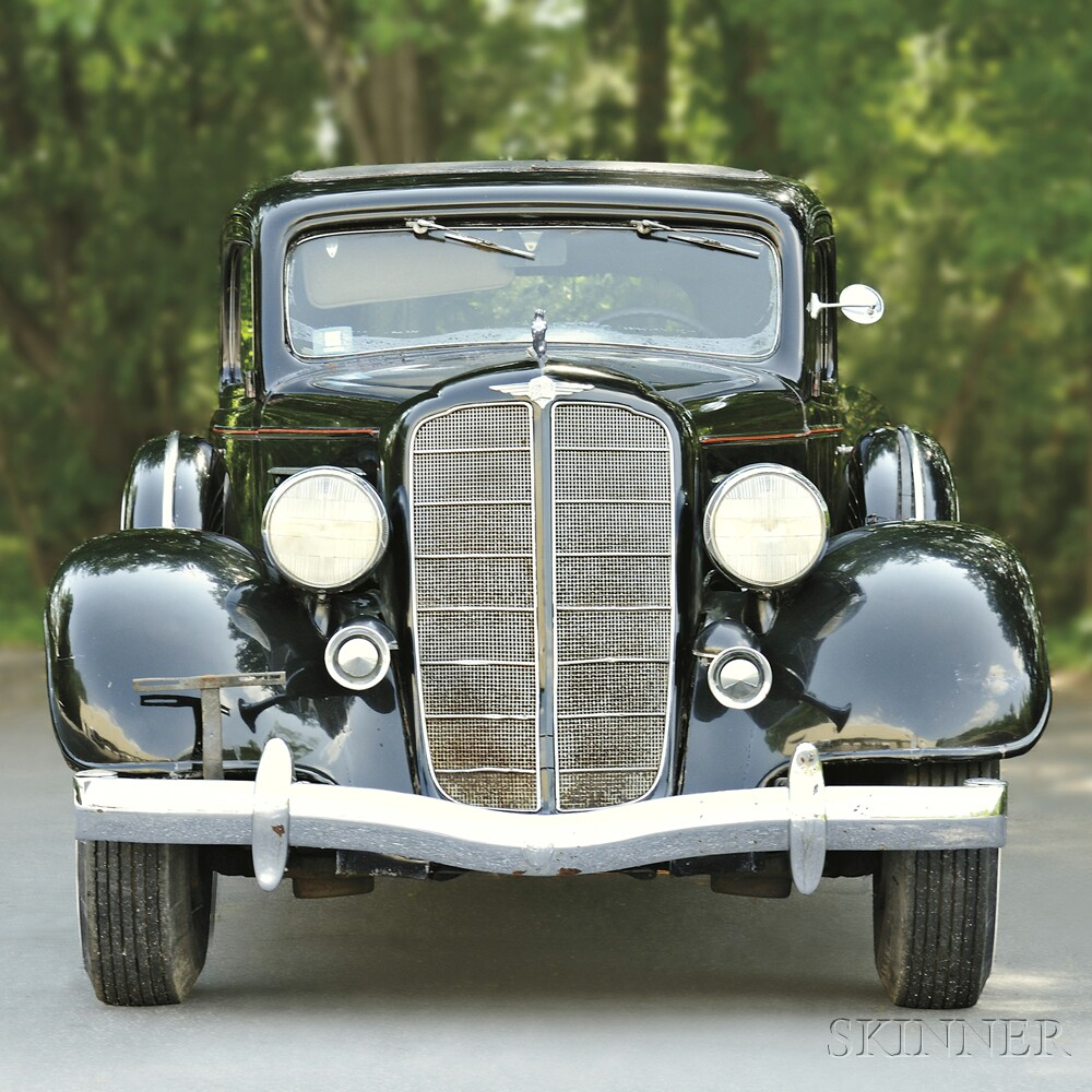 1935 Buick Series 60 Sport Coupe
