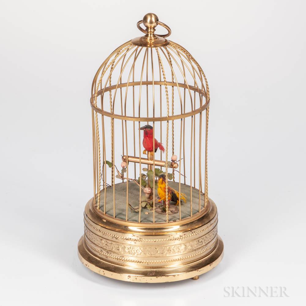 Two-bird Singing Automaton