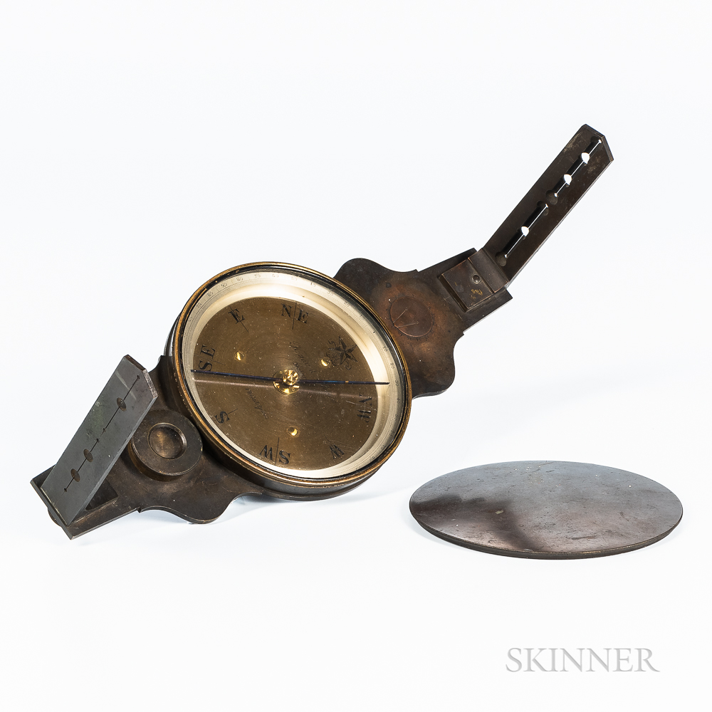 Knox & Shain Surveyor's Compass