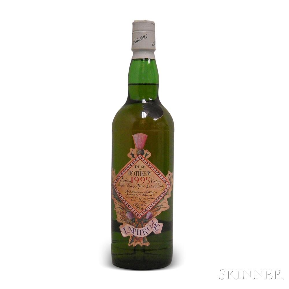 Laphroaig 10 Years Old, 1 700ml bottle