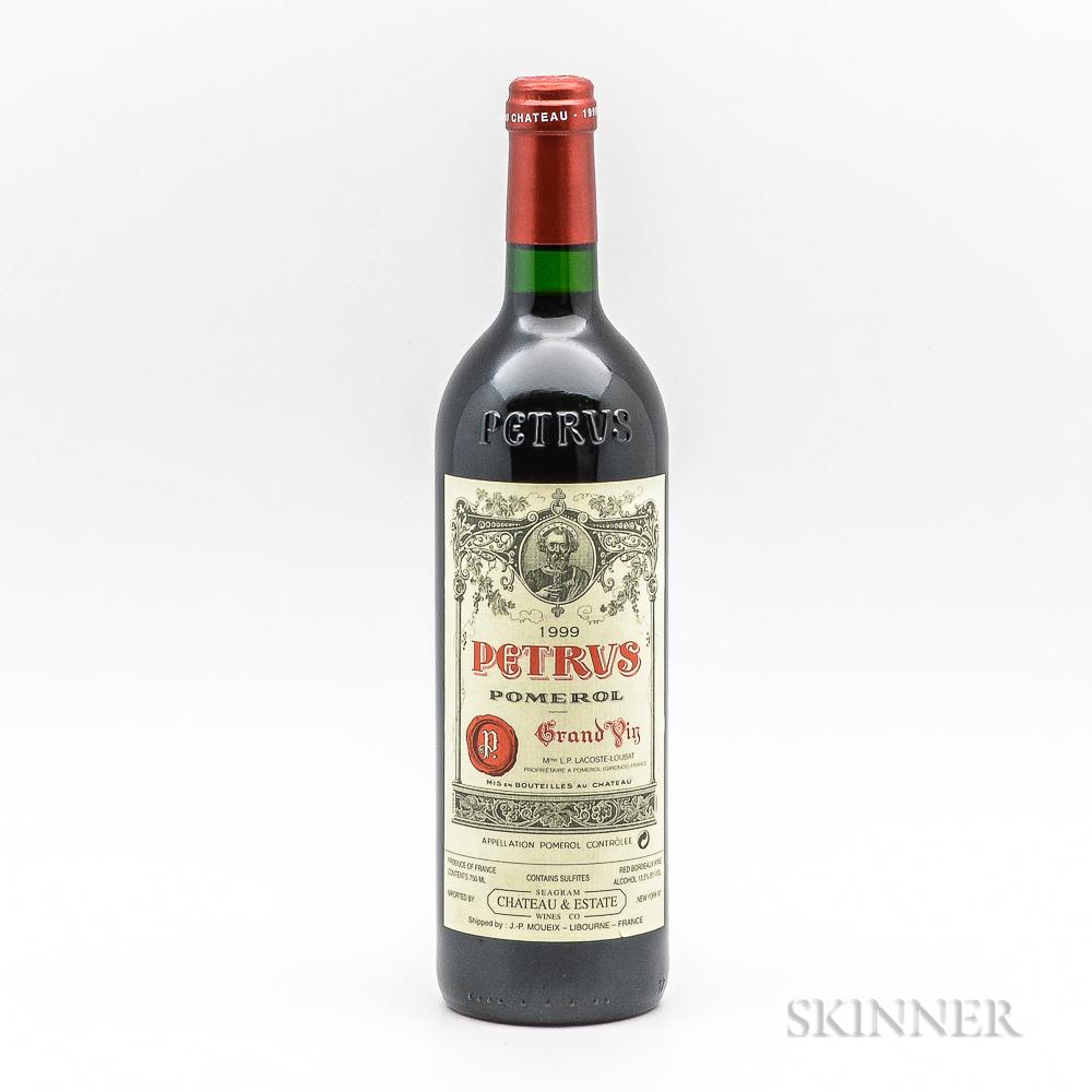 Chateau Petrus 1999, 1 bottle