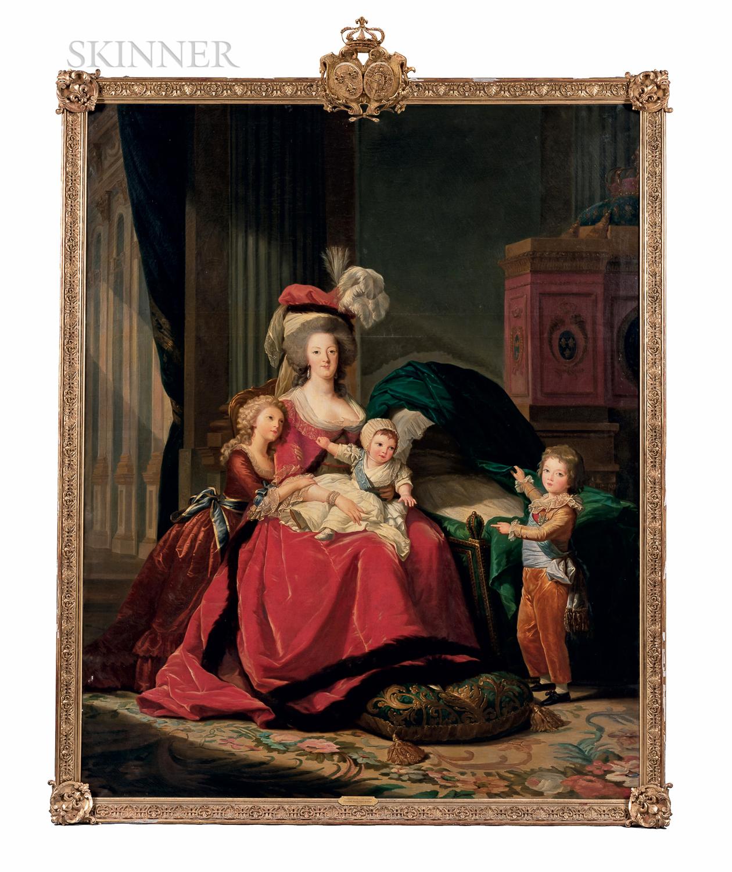 Studio of Elisabeth Louise Vigée Le Brun (French, 1755-1842...