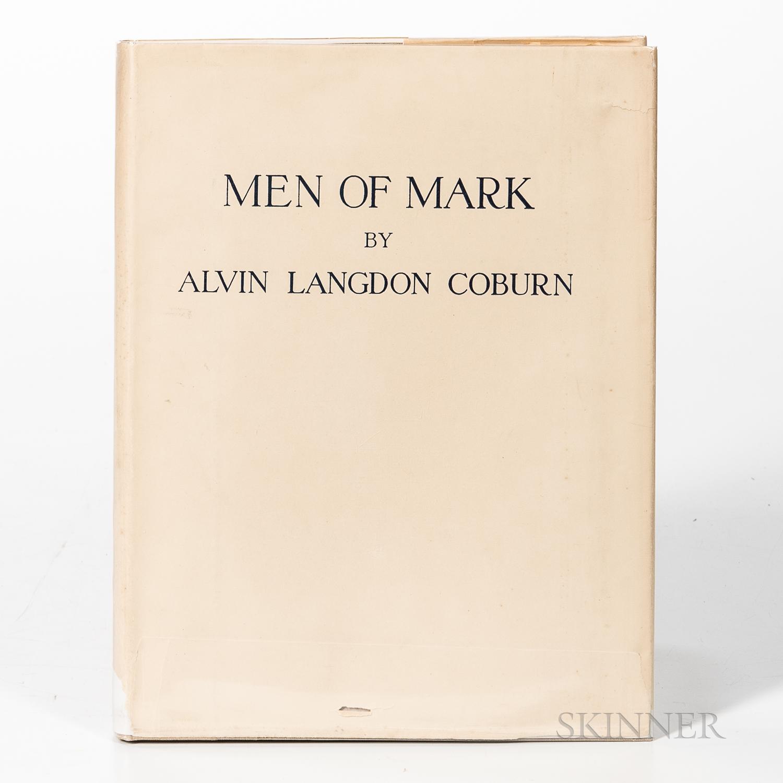 Coburn, Alvin Langdon (1882-1966) Men of Mark.
