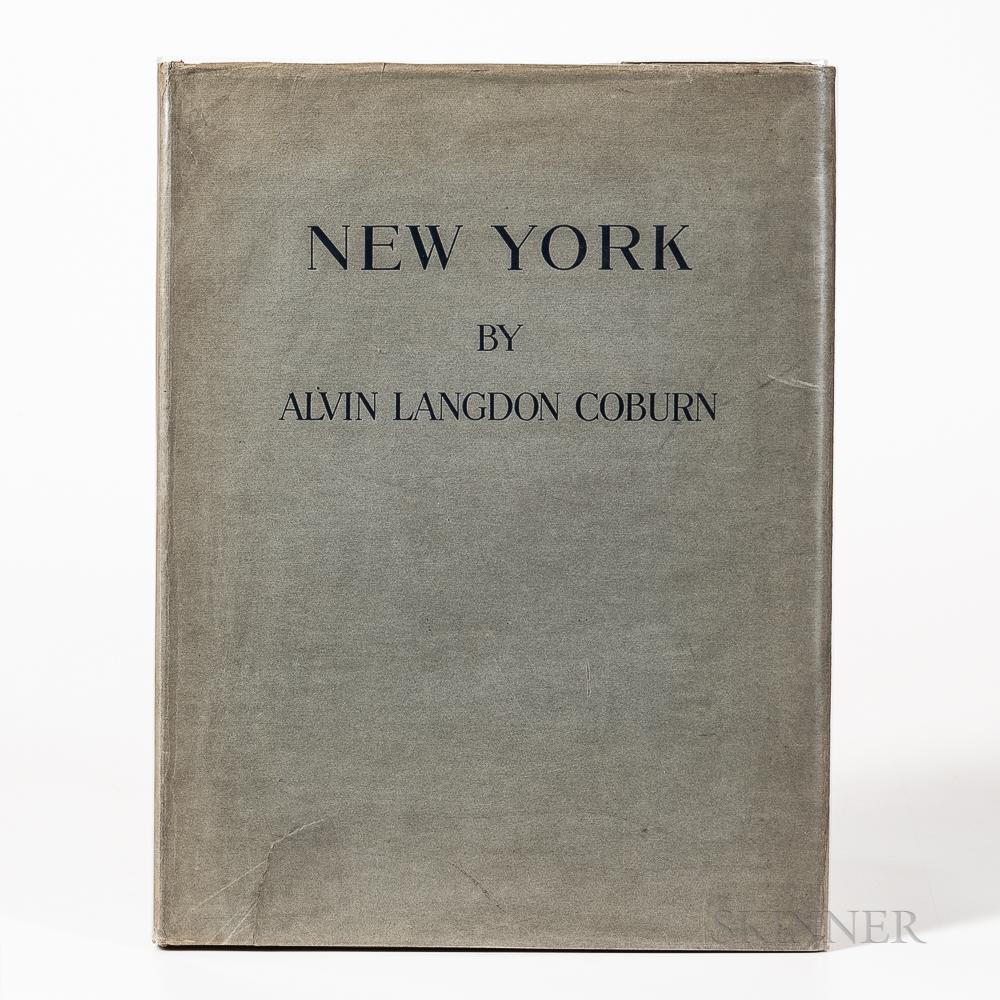 Coburn, Alvin Langdon (1882-1966) New York.