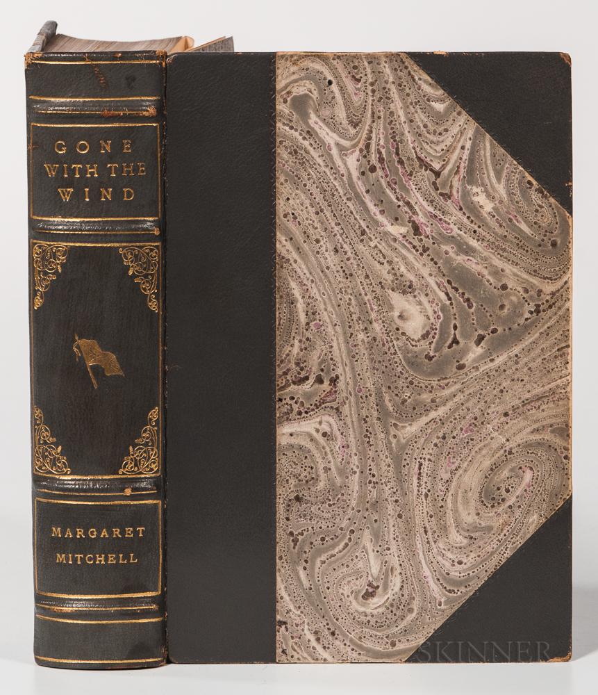 Mitchell, Margaret (1900-1949) Gone with the Wind  , First Edition.