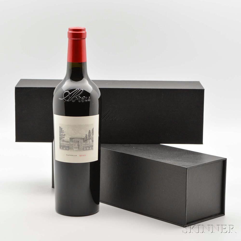 Abreu Cappella 2011, 2 bottles (pc)