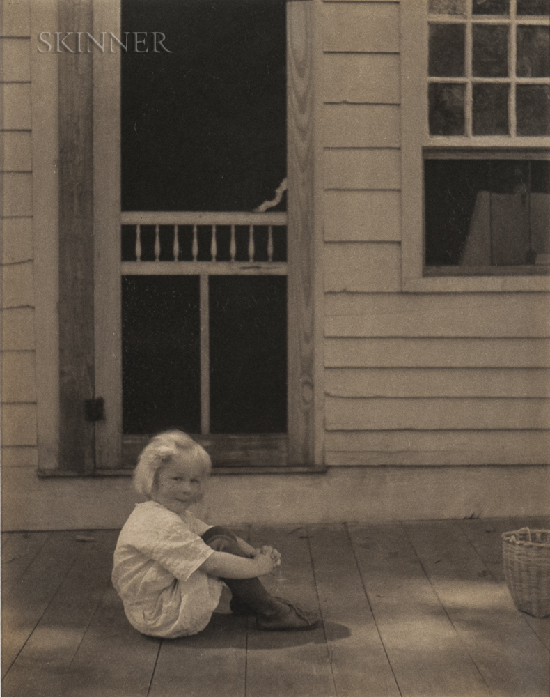 Paul L. Anderson (American, 1880-1956)      Priscilla (Pinkie) Anderson