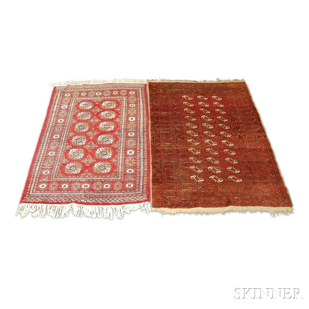 Two Turkoman Rugs