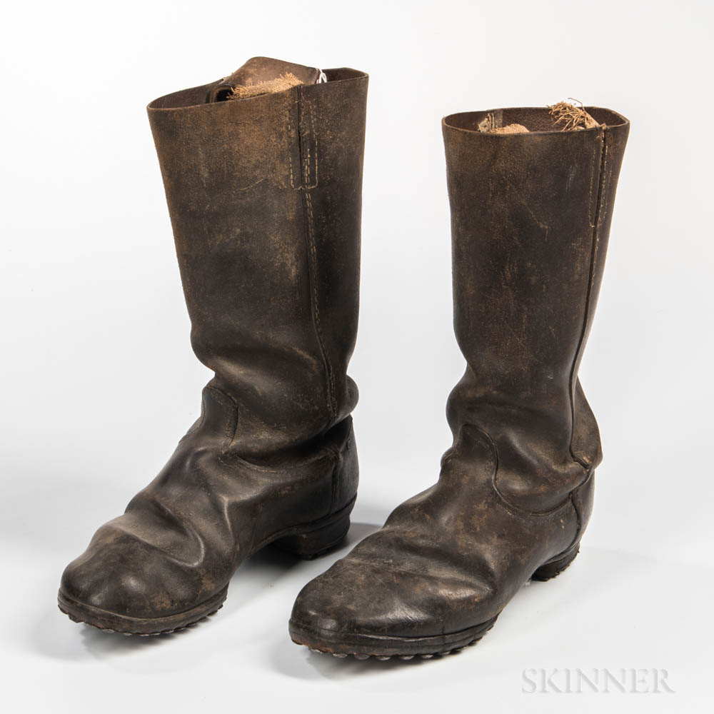 Imperial German Marching Boots