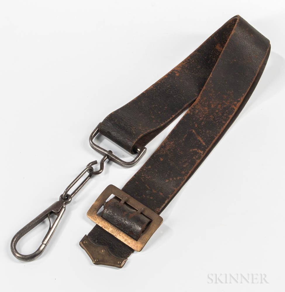 Civil War-era Carbine Sling