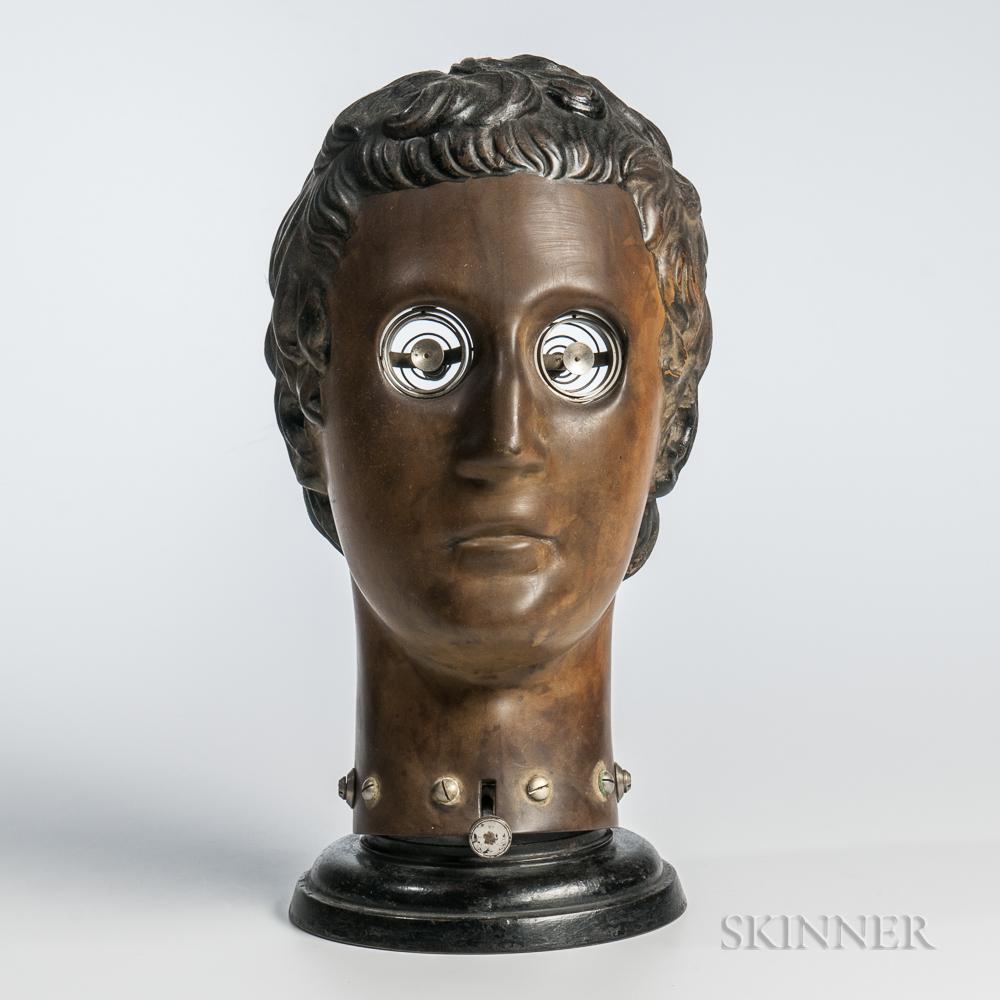 Josef Leiter Ophthalmo Phantome Head