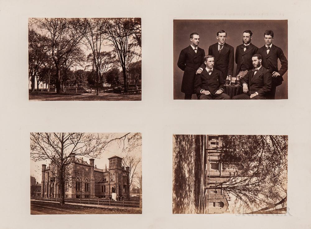 Yale Yearbook, Photo Album.
