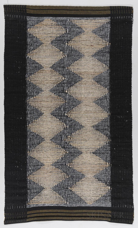 Bhakti Ziek (American, b. 1946) Parents   Tapestry
