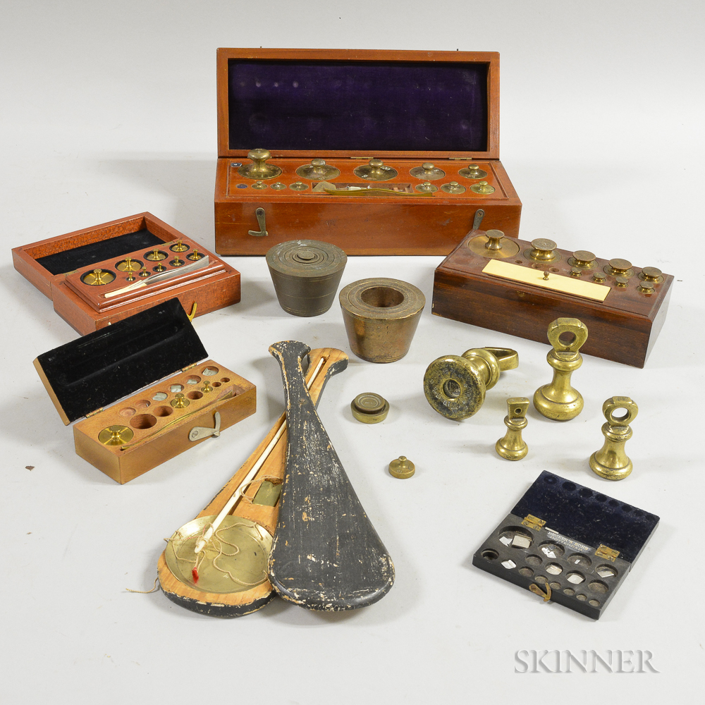 Collection of Weights and Measures