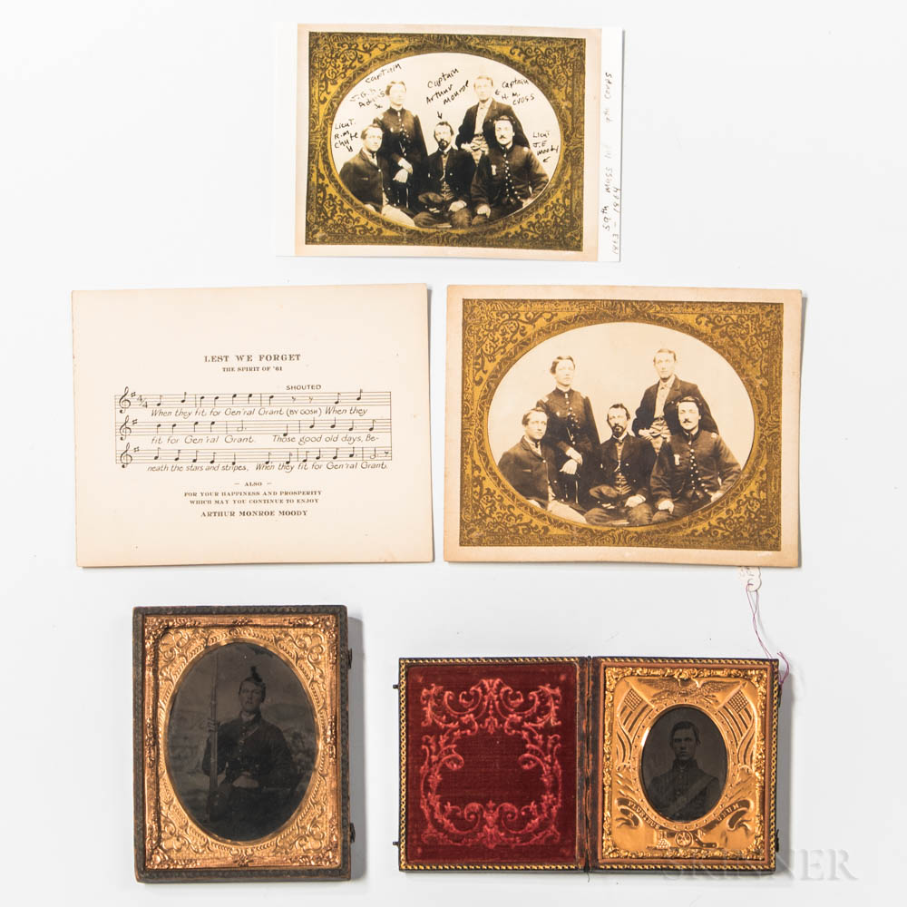 Three Civil War Images