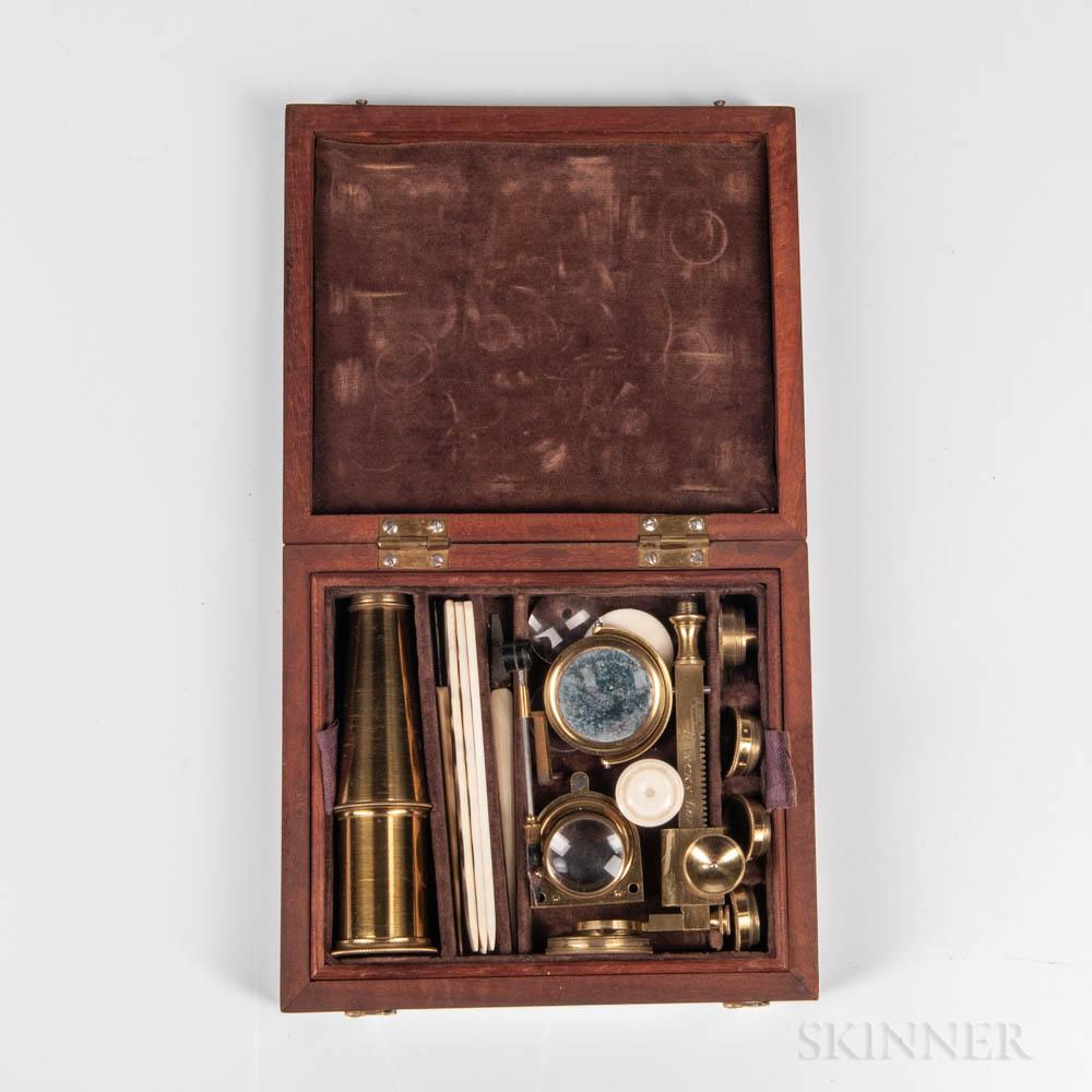 """Bancks"" Gould-type Field Microscope"