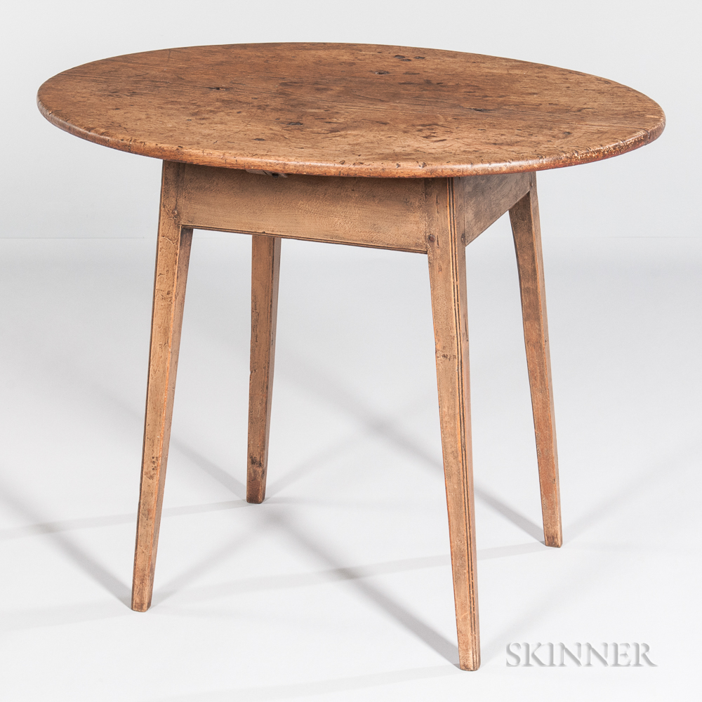 Oval-top Tavern Table