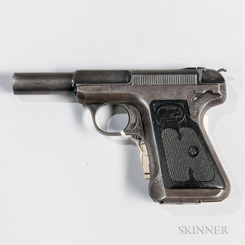 Savage Model 1917 Semi-automatic Pistol