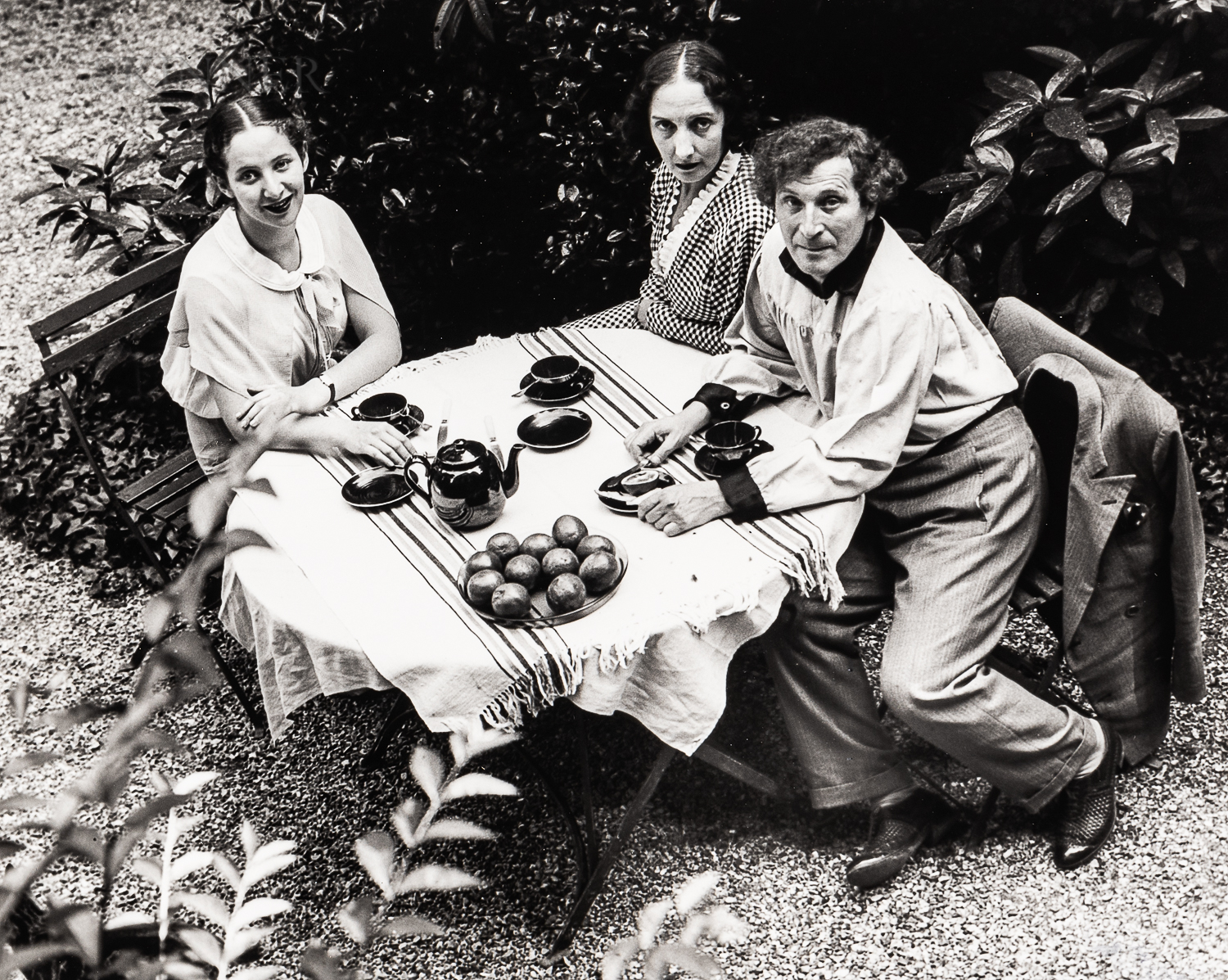 André Kertész (Hungarian/American, 1894-1985)      Chagall and his Family