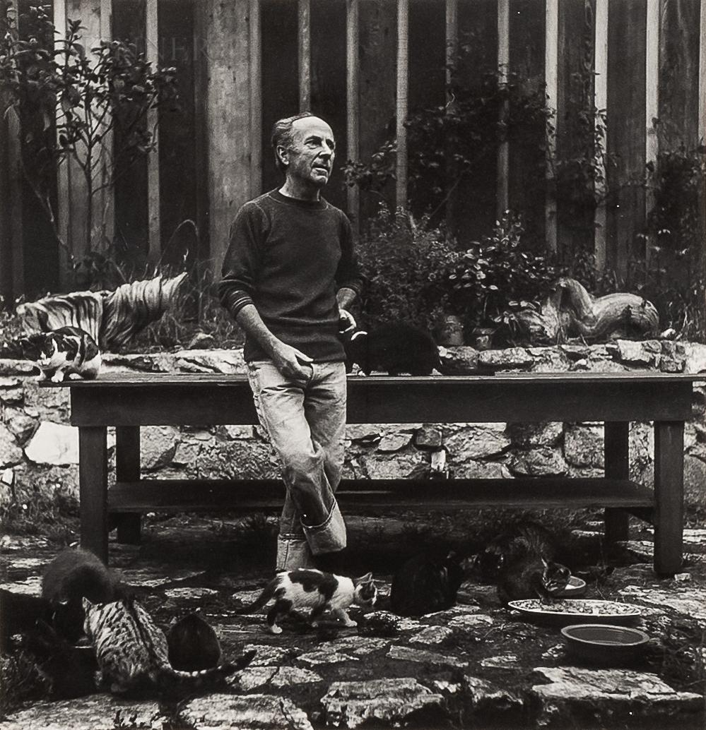 Imogen Cunningham (American, 1883-1976)      Edward Weston