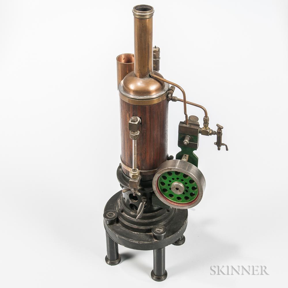 Single Cylinder Vertical Stationary Engine