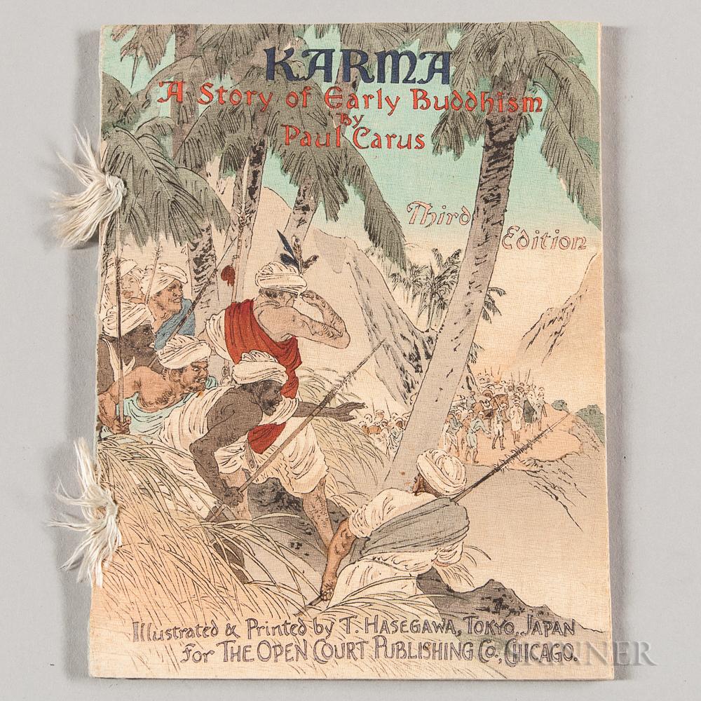 Karma: A Story of Early Buddhism