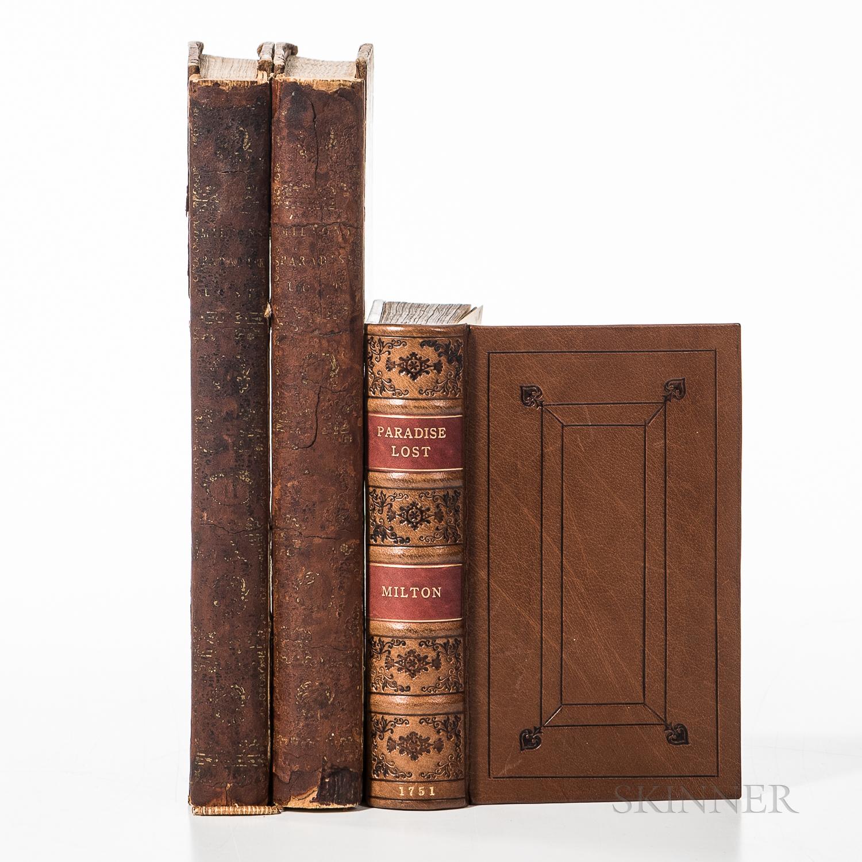 Milton, John (1608-1674), Paradise Lost.