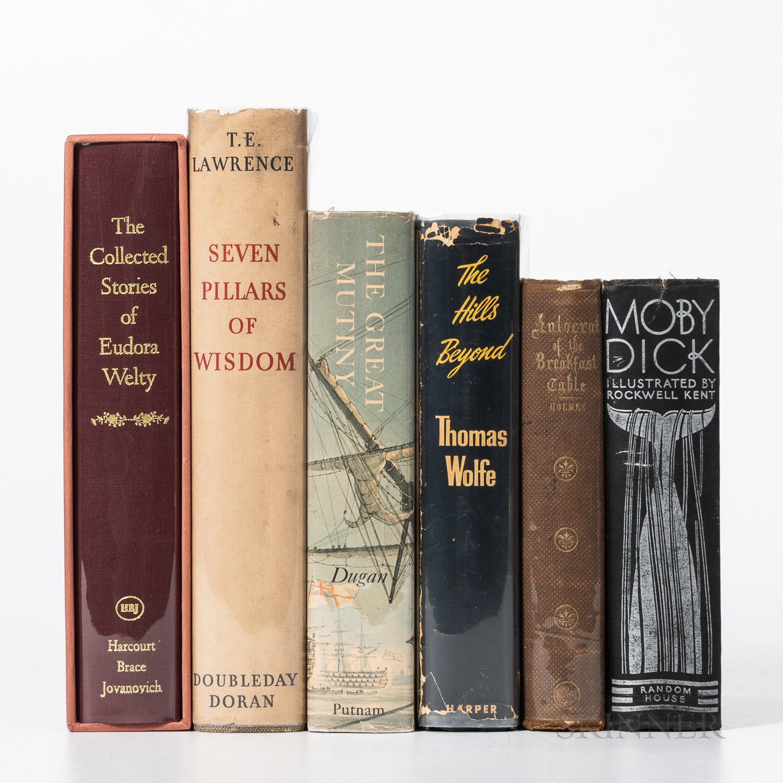 Six Literary Works.