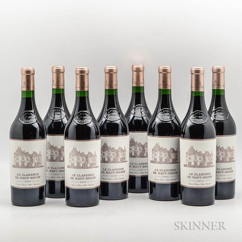 Clarence de Haut Brion, 8 bottles