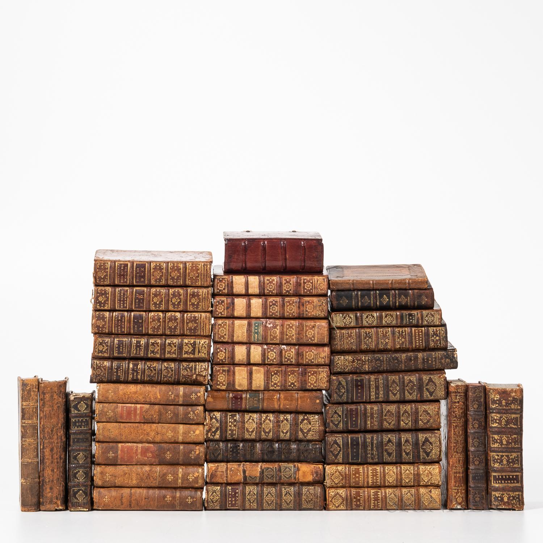 Decorative Bindings, Thirty-eight Volumes.