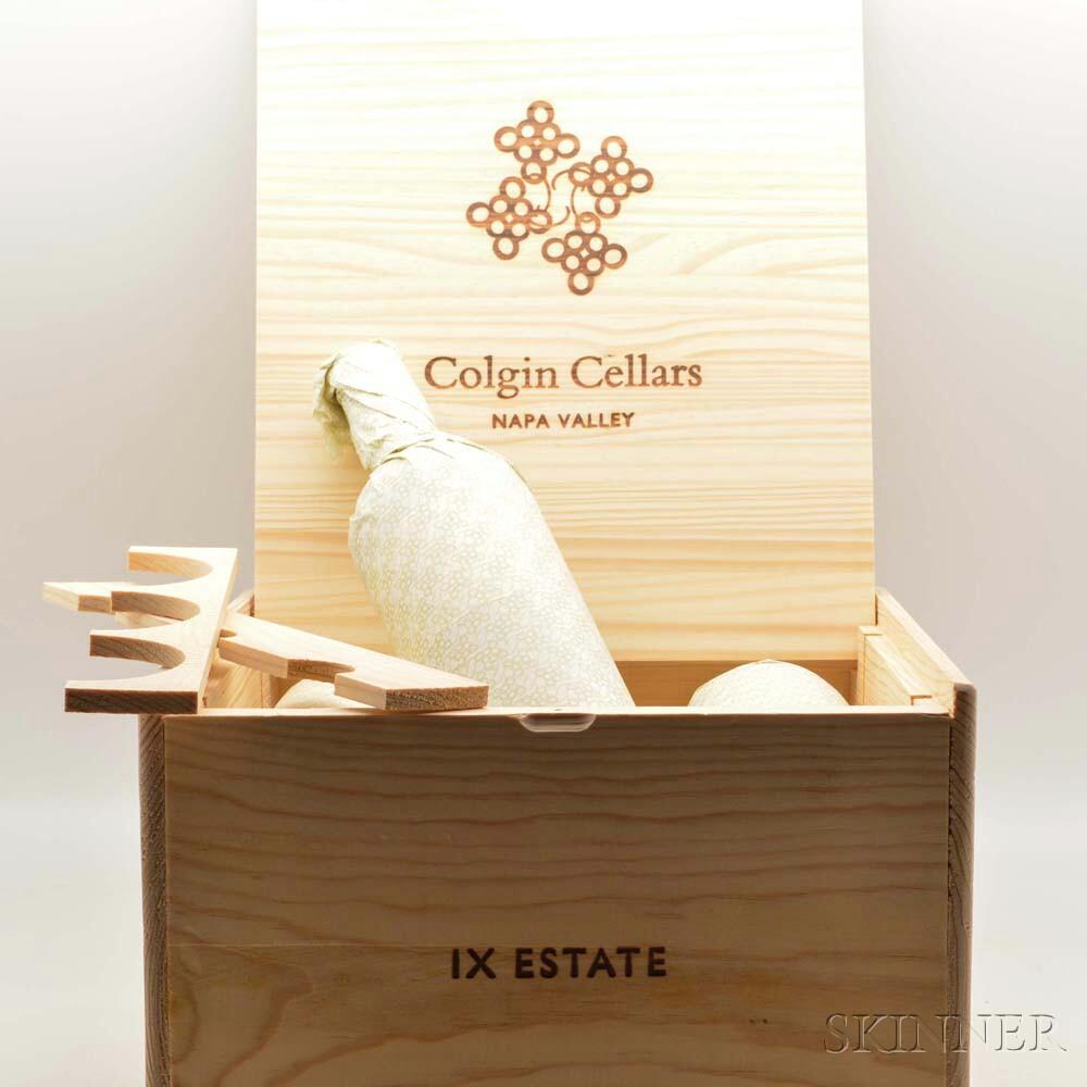 Colgin IX Estate 2005, 6 bottles (owc)